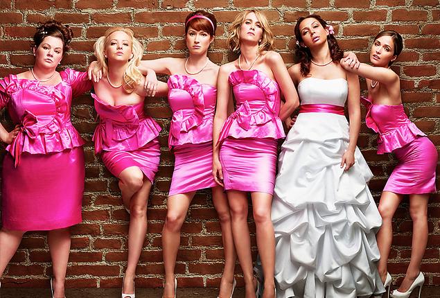 Cape Town Wedding - Bridesmaids